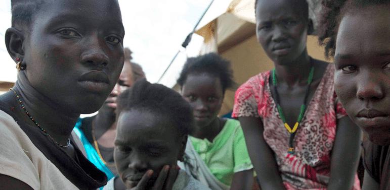 SUD SUDAN: DONNE NEI CONFLITTI ARMATI IN AFRICA - Festival dei ...