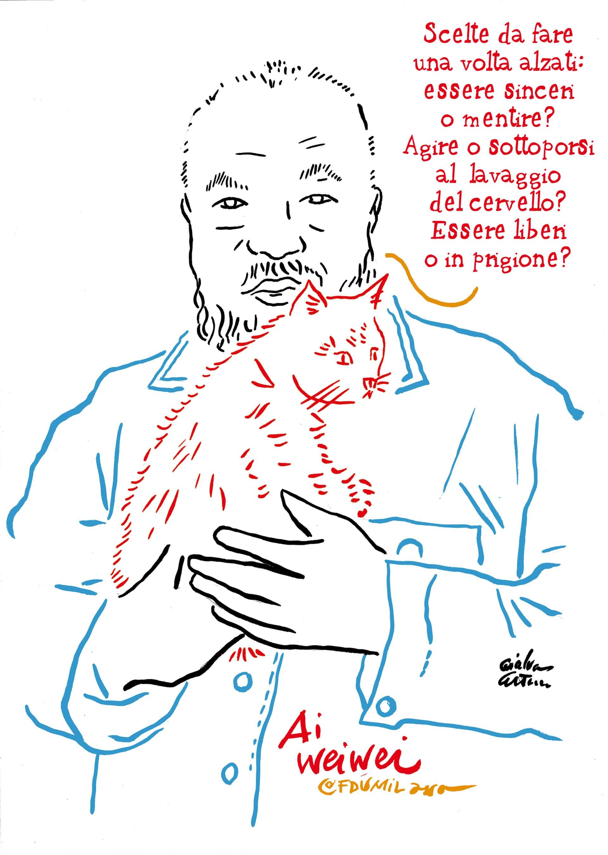 Ai-Weiwei-Milano